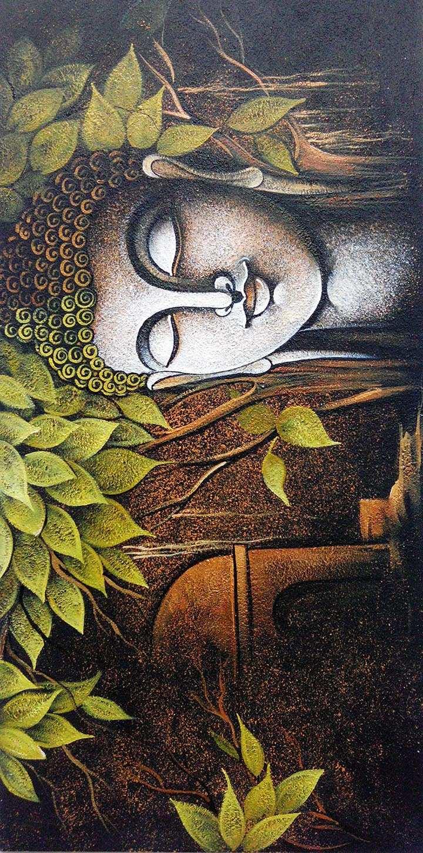 Paint Budha
